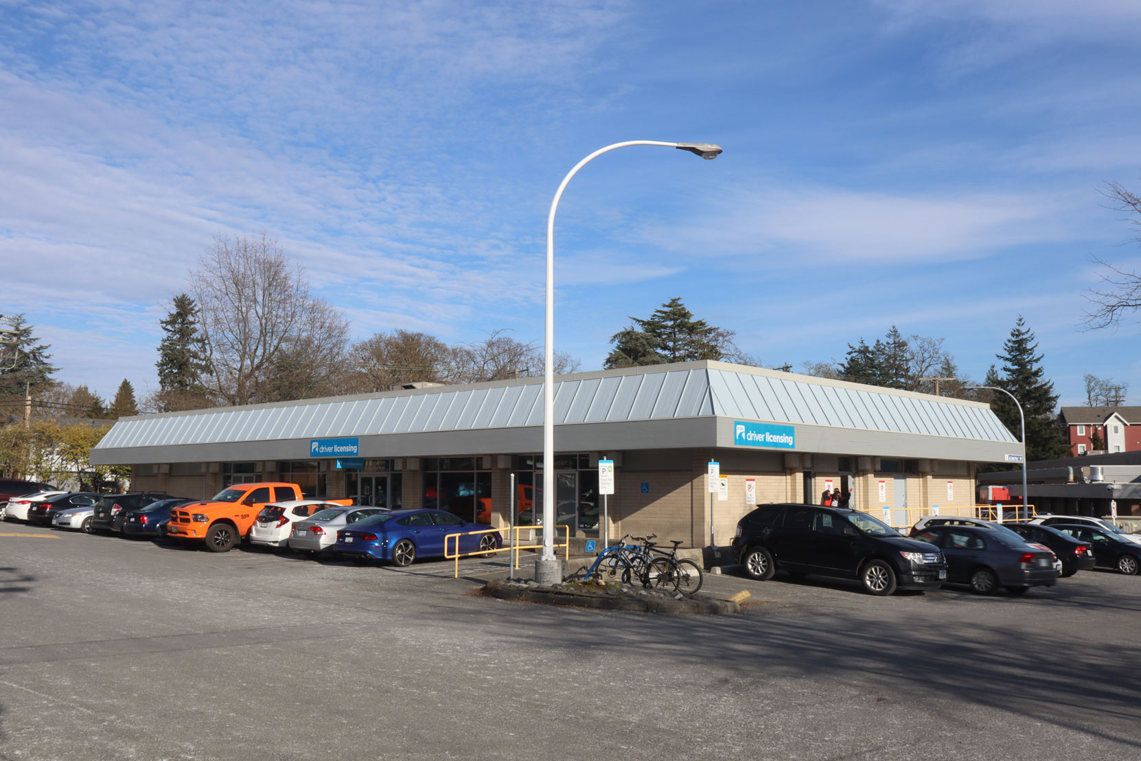 ICBC Driver Services, #1 1150 McKenzie Avenue, Victoria is one of the locations where Road Tests are held in Victoria (photo: West Coast Driver Training)